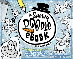 Snow Doodle Ebook Cover